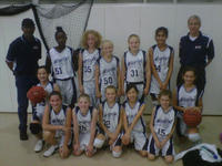5th Grade Girls - Gilliam (2011-2012 Season)