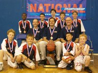 10U AAU D2 National Championship 6th Place