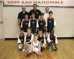 10U AAU Nationals D2 6th place