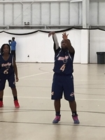 Sadejah Smith- Free throws